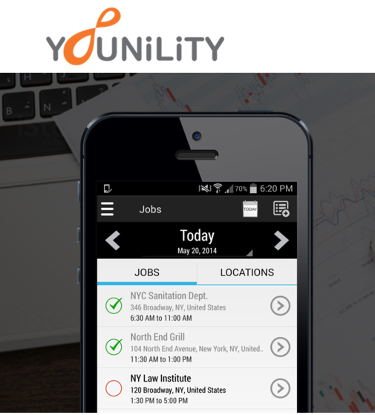 Headline for Your top tips for using @younility #Crowdify #GetItDone