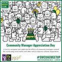 #SMCUAEMeetup - Community Manager Appreciation Day (Dubai)