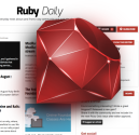 Ruby Daily Newspaper