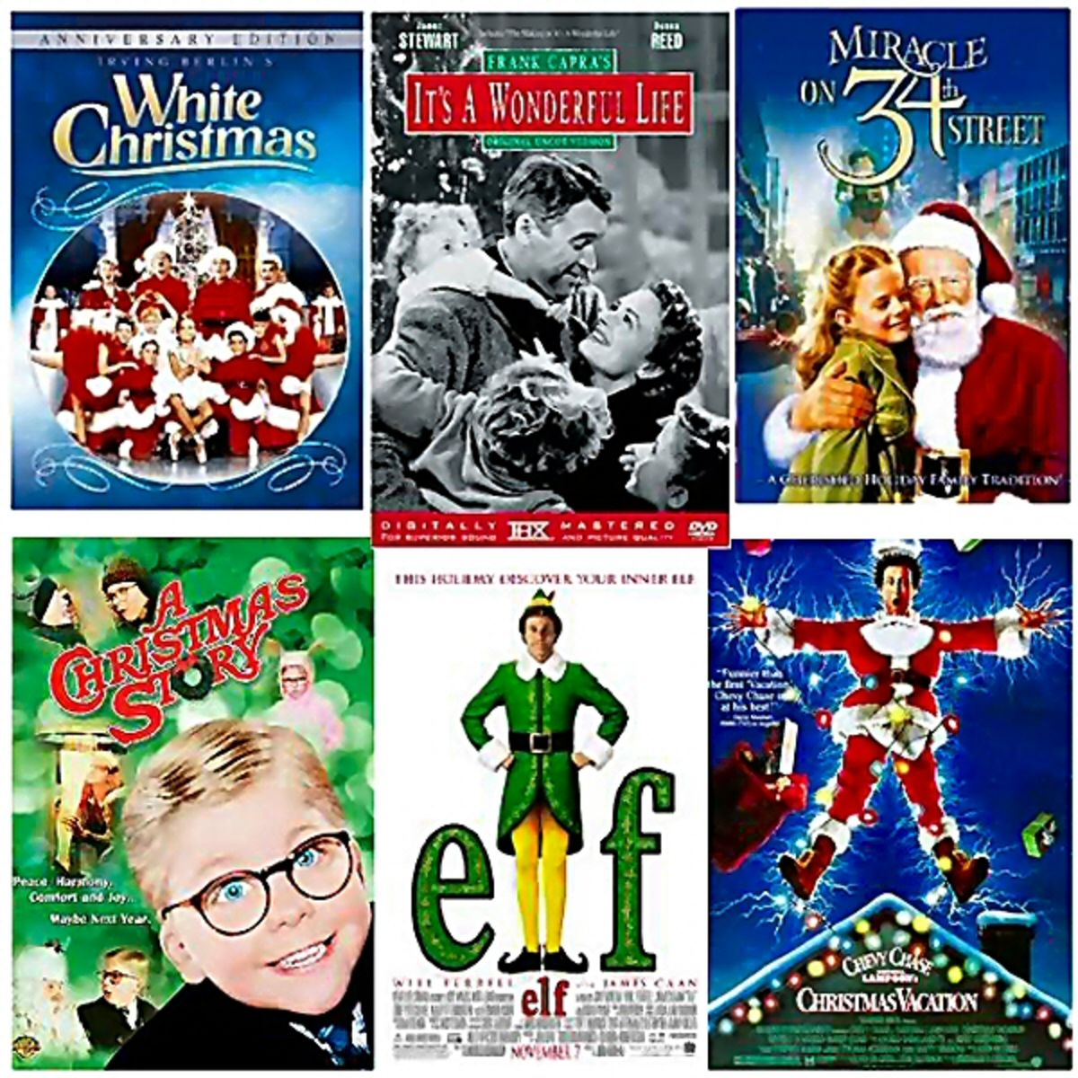 A List Of Old Christmas Movies