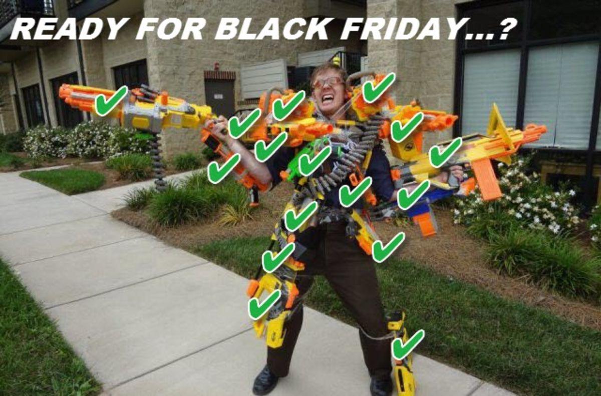Best Black Friday Deals For Nerf Guns 2014 A Listly List