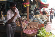 The Pettah Market