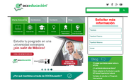 OCCEducación Implemented an Integrated Marketing and Sales Strategy to Grow Leads 35%