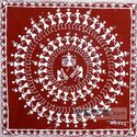 10 Folk Painting styles from India | Warli Painting