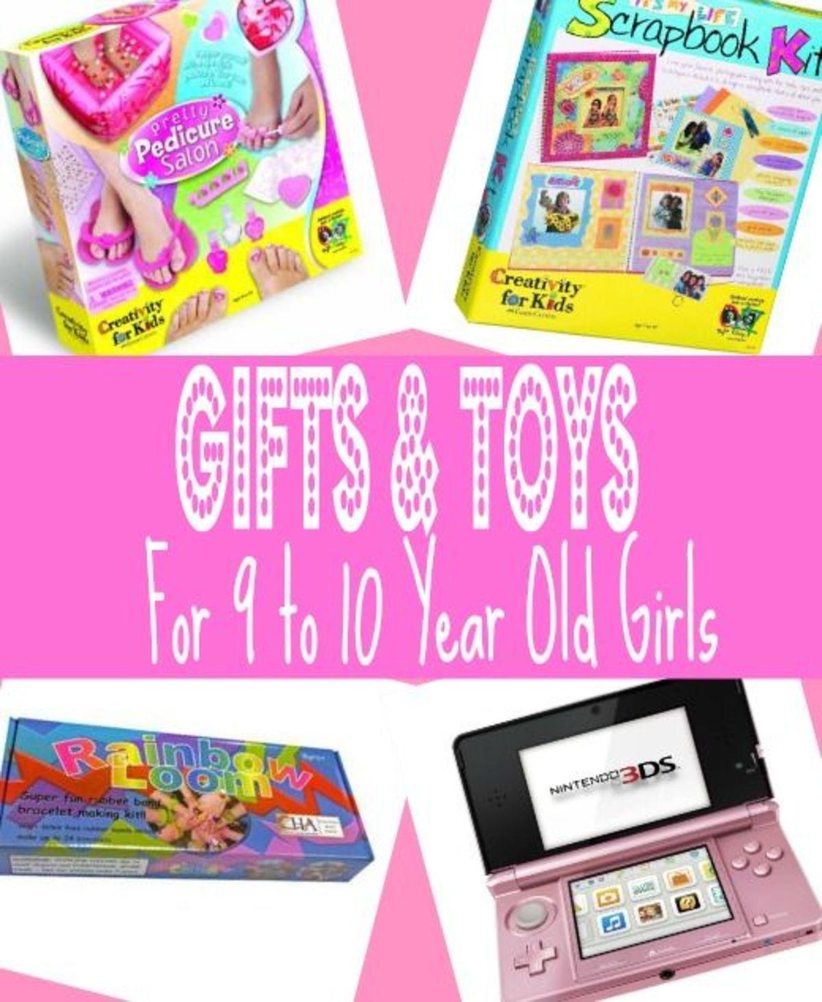 Christmas Gift Ideas For A Nine Year Girl - rjmovers.com