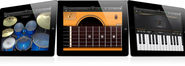 Garage Band for Ipad