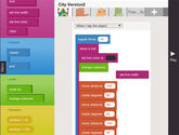 Best Educational Mobile App - 2014 Edublog Awards | Hopscotch - Coding for kids