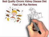 Updated Chronic Kidney Disease Diet Books Reviews 2016 | Best Quality Chronic Kidney Disease Diet Food List Plus Reviews