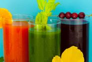 Fitbodybuzz.com's Favorite Homemade Healthy Energy Drinks | The Ultimate Green Juice Cheat Sheet