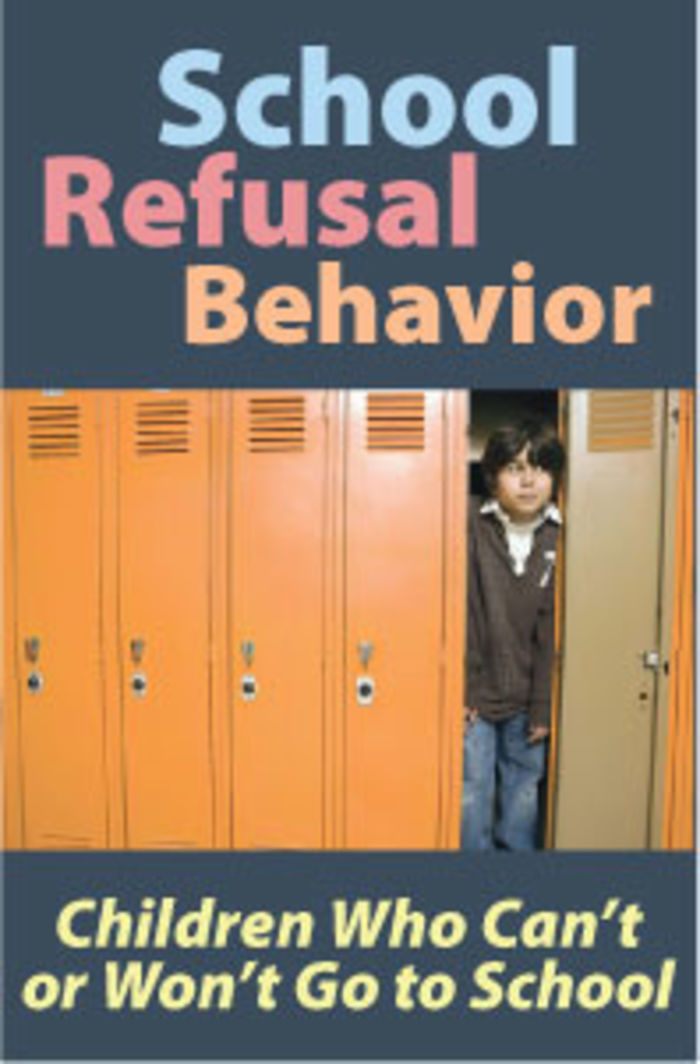 school refusal Recognize school refusal or a struggling student in your child child mind institute offers tips for parents on how to get kids back in class.