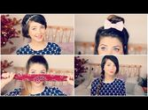 How To: Quick & Easy Hair Styles
