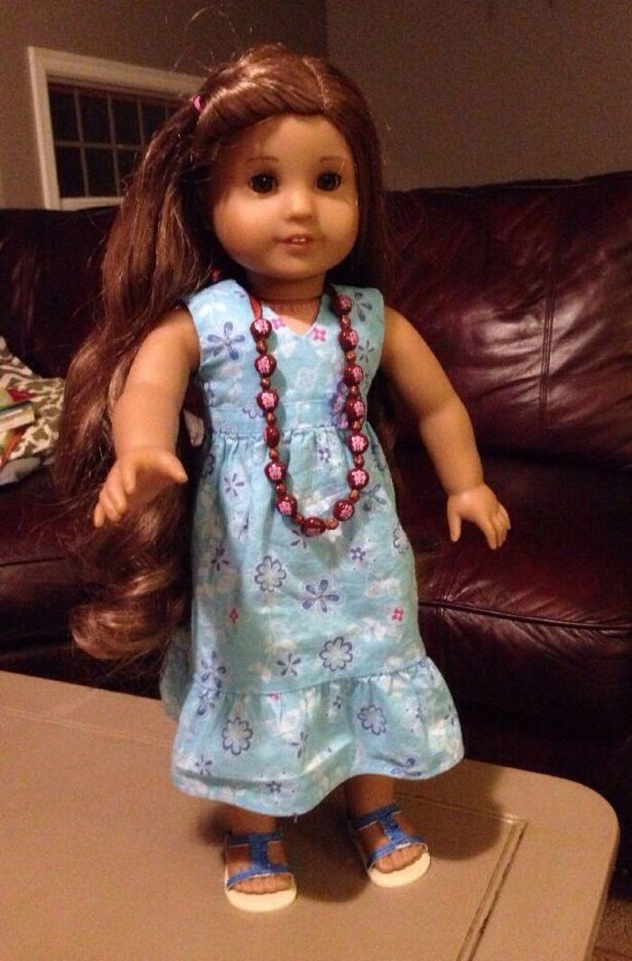 retired american girl dolls for sale a listly list. Black Bedroom Furniture Sets. Home Design Ideas