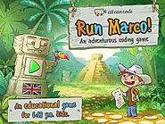 iPad Coding Apps for Students | Run Marco!