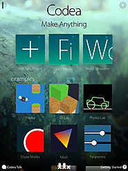 iPad Coding Apps for Students | Codea