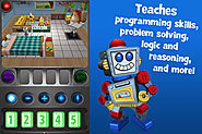 iPad Coding Apps for Students | My Robot Friend