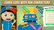 iPad Coding Apps for Students | CodeQuest - Learn how to Code on a Magical Quest with Games