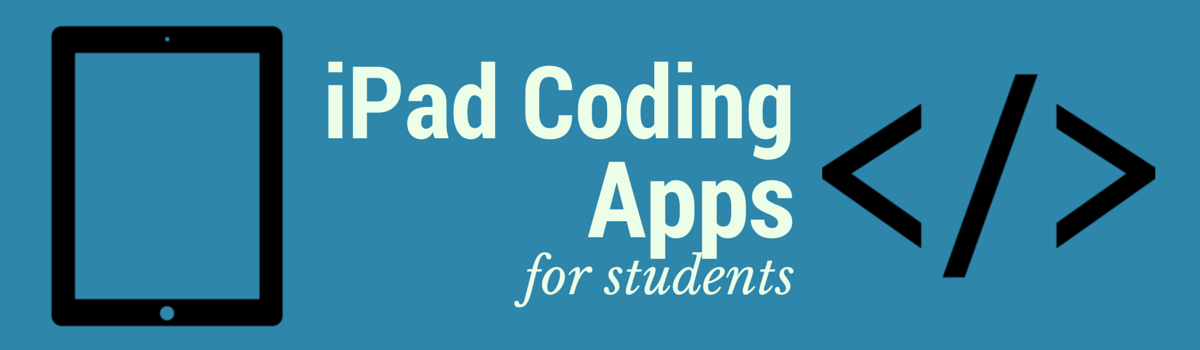 Headline for iPad Coding Apps for Students