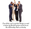 Editor's Picks BEALEADER 2014 | How Important Are Relationships To Success? - BEALEADER | BY LEADERS FOR LEADERS