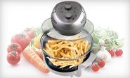 Best Hot Air Fryers Reviews | BIG BOSS 1300-Watt Oil-Less Fryer, 16-Quart