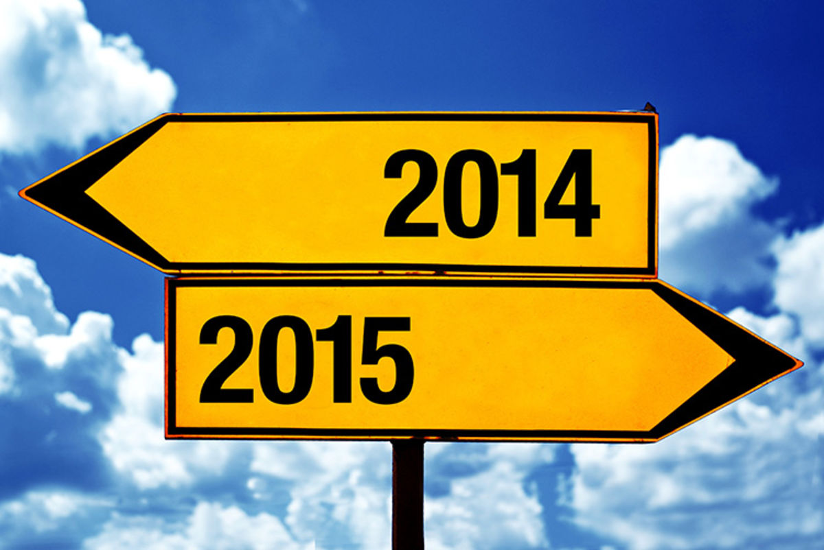 Headline for 20 Predictions for 2015