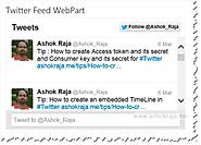 SharePoint Intranet Web Parts Series - Ashok Raja's Blog