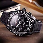 Gift Ideas - AAA Replica Watches China | Replica Omega Speedmaster Dark Side of the Moon Black Ceramic Chronograph