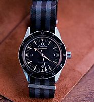 Gift Ideas - AAA Replica Watches China | Replica Omega Seamaster 300 SPECTRE Review