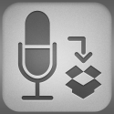 Video and Audio Apps | DropVox ($1.99) - Record Voice Memos to Dropbox