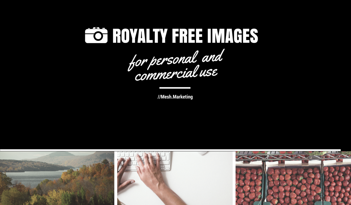 Headline for Royalty Free Image Resources