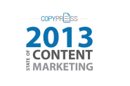 Content Marketing Research | 2013 State of Content Marketing - White Paper