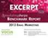 Content Marketing Research | 2013 Email Marketing Benchmark Report