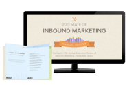 Content Marketing Research | 2013 State of Inbound Marketing