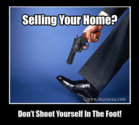 Best Resources for Real Estate Sellers | Home Sellers Shoot Themselves In The Foot