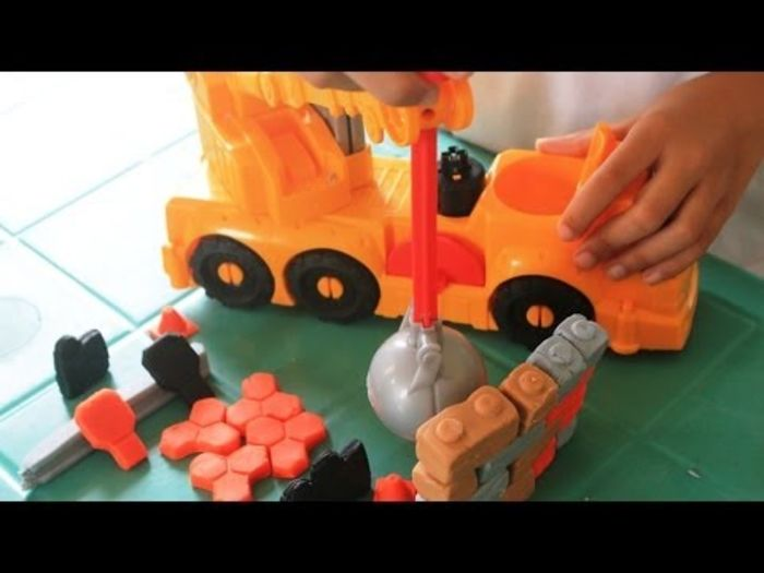 Play Doh Diggin Rigs Trucks And Play Sets A Listly List