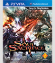 Soul Sacrifice™ Game for PS Vita System from PlayStation®