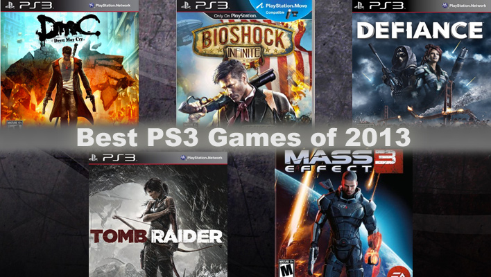 Headline for New PS3 Games - PlayStation