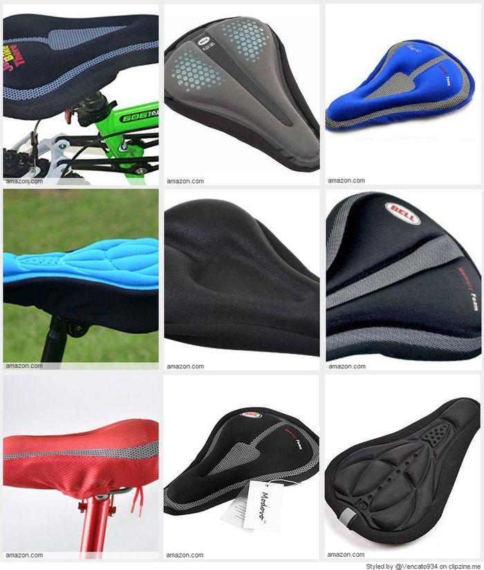 Best Rated Memory Foam Bike Seat Covers A Listly List