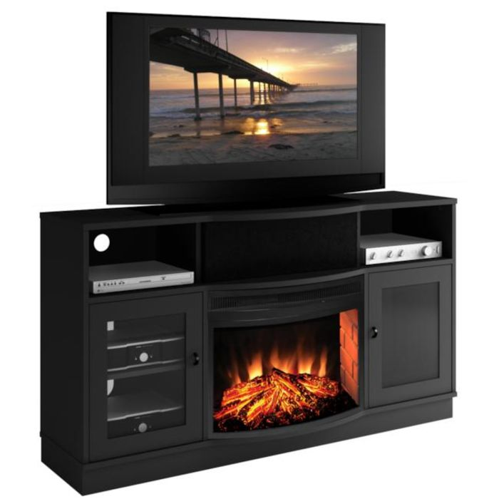 10 Best Rated Electric Fireplace Tv Stand Reviews A