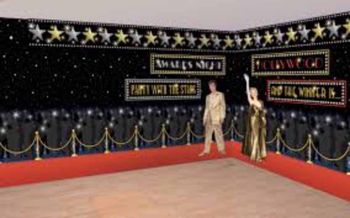 Oscar Themed Party Decoration Ideas Part - 30: PartyWorld - Partyworld.ie