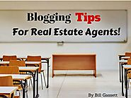 How to Crush It With Real Estate Social Media | Real Estate Blogging Tips For Realtors