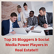 How to Crush It With Real Estate Social Media | Top 35 Real Estate Social Media Power Players to Follow