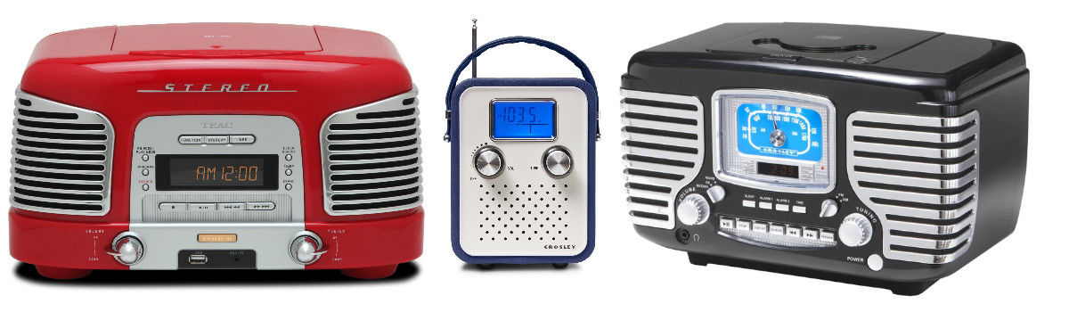 Headline for Best Vintage Clock Radios