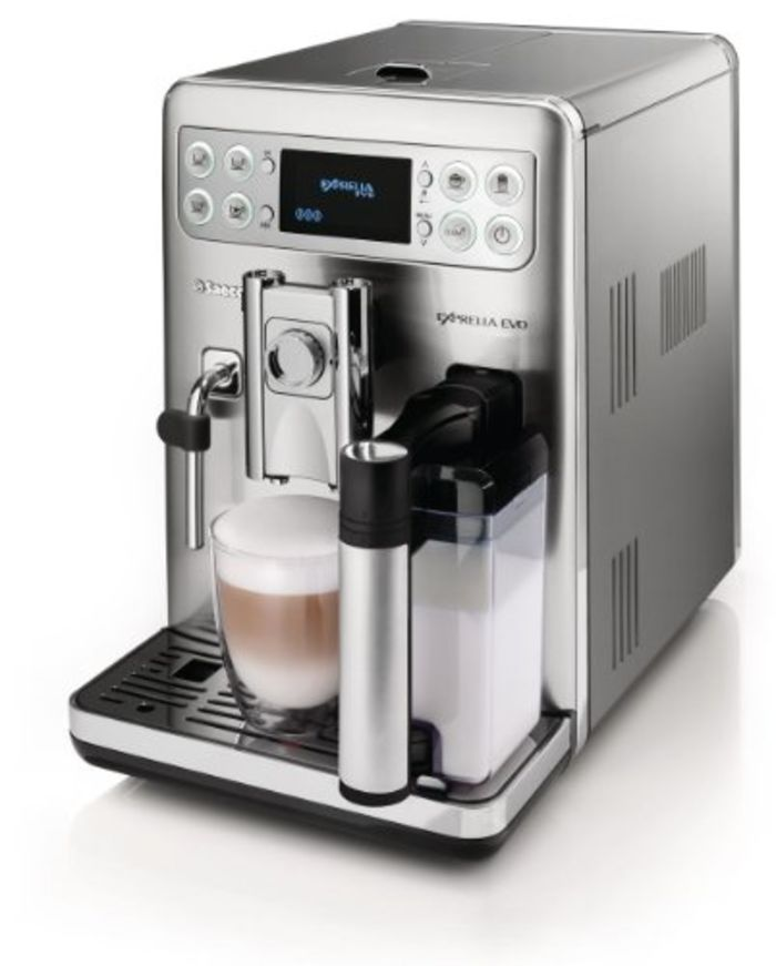 Coffee Maker Latte Reviews : Best-Rated Super Automatic Espresso Coffee Machines For Home Use - Reviews And Ratings For 2015 ...
