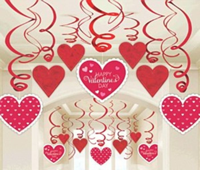 Valentine Decorations A Listly List