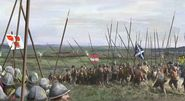 The Battle of Flodden Field