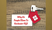 Why Do People Move To Rochester NY?