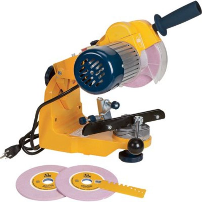 Best Electric Chainsaw Chain Sharpeners A Listly List