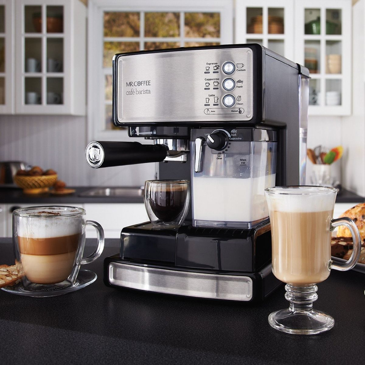 Best-Rated Inexpensive Espresso Machines For Home Use ...