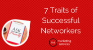 Ask Mandy Q&A - Your Social Media Marketing Questions Answered! | Ask Mandy Q&A: 7 Traits of Successful Networkers - ME Marketing Services, LLC