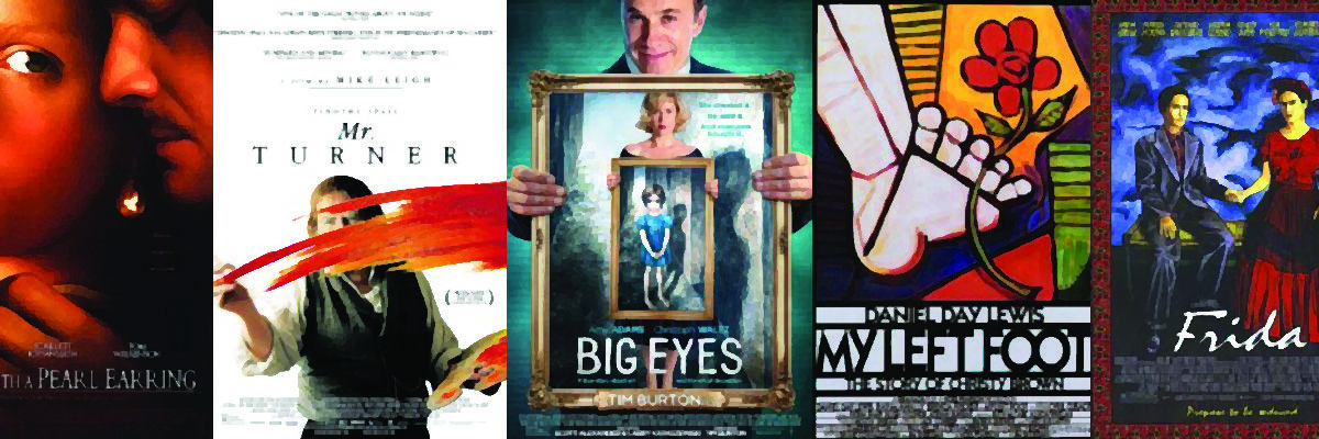Headline for Top 10 Movies on Art and Artists
